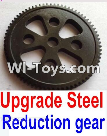 Wltoys 10428 The first level Upgrade Stell Reduction gear Parts,Wltoys 10428 Parts