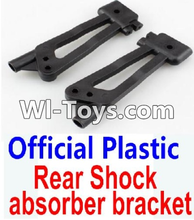 Wltoys 10428 Plastic Rear Shock absorber bracket-2pcs,Wltoys 10428 Parts