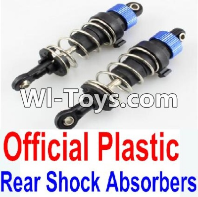 Wltoys K949 Official Plastic Rear Shock Absorbers(2pcs),Wltoys K949 Parts