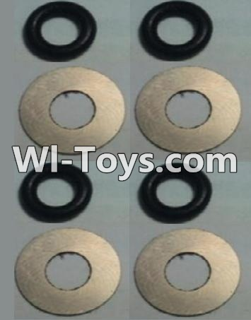Wltoys 10428 Flat Washer(Total 4set,8pcs),Wltoys 10428 Parts