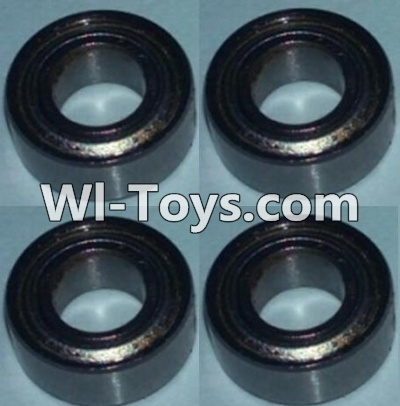 Wltoys K949 Bearing Parts(4X8X3)-4pcs,Wltoys K949 Parts