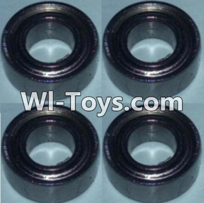 Wltoys K949 Bearing Parts(5X10X4)-4pcs,Wltoys K949 Parts