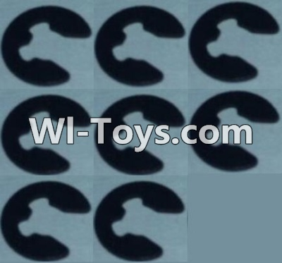 Wltoys 10428 2E Shape Buckle Parts-(8pcs),Wltoys 10428 Parts