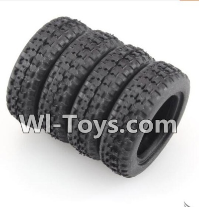 Wltoys K969 Rally tire Parts-4pcs-(27.5X8.5mm),Wltoys K969 Parts
