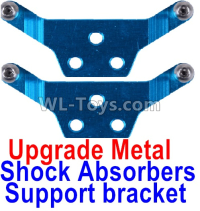 Wltoys K969 Upgrade Metal Shock Absorbers Support bracket(2pcs),Wltoys K696 Parts