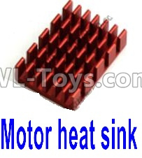 Wltoys P929 Spare Parts-67 Upgrade Motor heat sink,Wltoys P929 Parts