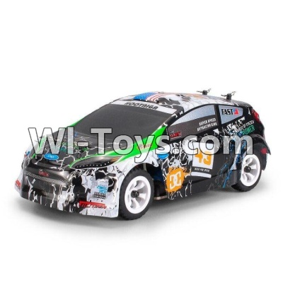 Wltoys K989 BNF(The whole Car,Include the Battery,No Transmitter Parts,No Charger)