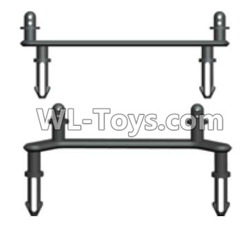 Wltoys L229 1567 Front and Rear RC Car shell column(4pcs)-Can only be used for L2299,Wltoys L229 Parts