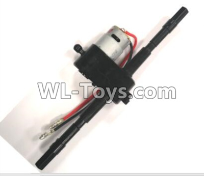 Wltoys L229 Rear Gearbox assembly,include the motor-1556,Wltoys L229 Parts