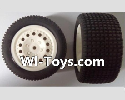 Wltoys L303 Rear wheel-(2pcs),Wltoys L303 Parts
