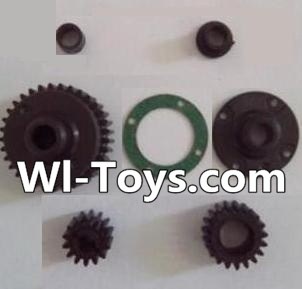 Wltoys L303 Transmission gear(Total 7pcs) Parts,Wltoys L303 Parts