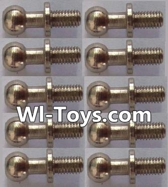 Wltoys L303 Ball head screws Parts(10pcs)-φ4.9X13mm Parts,Wltoys L303 Parts