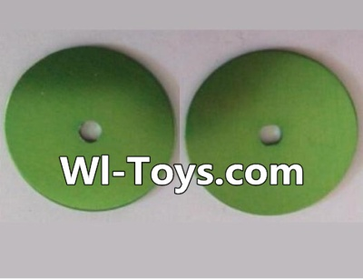 Wltoys L303 Limited slip aluminum sheet-(2pcs),Wltoys L303 Parts