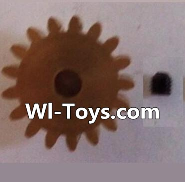 Wltoys L303 17T Motor Gear(17 Teeth)-hole diameter 3.17mm,M-0.8 Parts,Wltoys L303 Parts