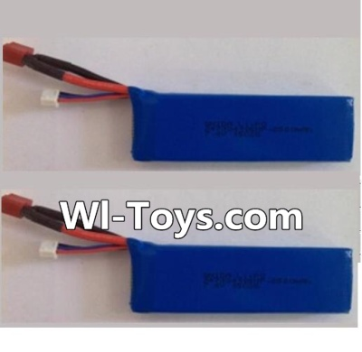 Wltoys L303 Battery Parts-7.4v 2500mah 25c Battery-(2pcs),Wltoys L303 Parts