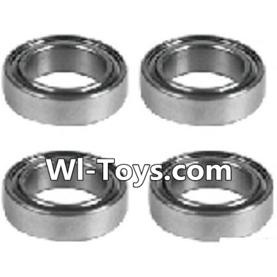 Wltoys L303 K939-52 Roller Bearing Parts(4pcs)-10X15X4mm Parts,Wltoys L303 Parts