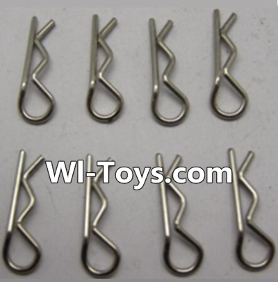 Wltoys L303 L959-66 Body Shell cover parts Pin(8pcs)-1x16.5mm Parts,Wltoys L303 Parts