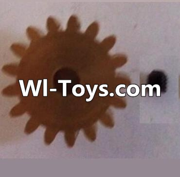 Wltoys L313 17T Motor Gear(17 Teeth)-hole diameter 3.17mm,M-0.8 Parts,Wltoys L313 Parts
