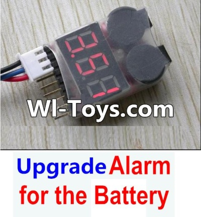 Wltoys L313 Upgrade Alarm for the Battery,Can test whether your battery has enouth power Parts,Wltoys L313 Parts