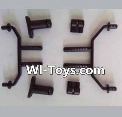 Wltoys L323 Body Shell cover parts column,Car support frame Parts,Wltoys L323 Parts