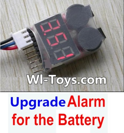 Wltoys L323 Upgrade Alarm for the Battery,Can test whether your battery has enouth power Parts,Wltoys L323 Parts