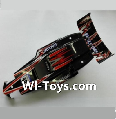 Wltoys L333 Body Shell cover parts,Car Canopy Parts,Wltoys L333 Parts
