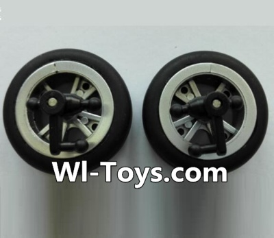 Wltoys L333 Front wheel unit-(2pcs),Wltoys L333 Parts
