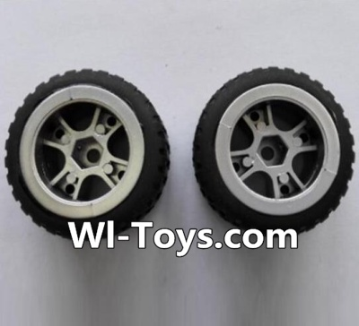 Wltoys L333 Rear wheel unit-(2pcs),Wltoys L333 Parts