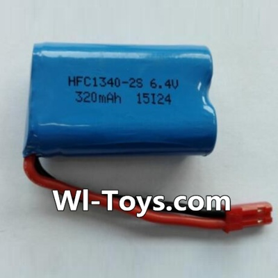 Wltoys L333 Battery Parts-6.4V Lithium-iron battery Parts-(1pcs),Wltoys L333 Parts
