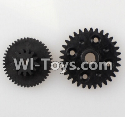 Wltoys L979 L222 Rear gear box Reducers,Speed Reduction Gear Parts,Wltoys L979 L222 Parts