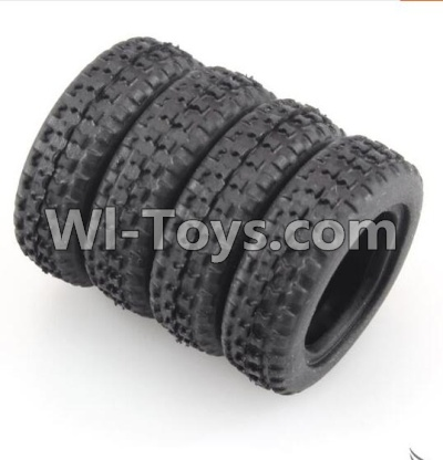 Wltoys P939 Rally tire Parts-4pcs-(27.5X8.5mm),Wltoys P939 Parts