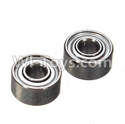 Wltoys P939 Bearing Parts(2X5X2.5mm)-2pcs,Wltoys P939 Parts