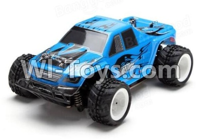 Wltoys P929 BNF(The whole Car,Include the Battery,No Transmitter Parts,No Charger)-Blue