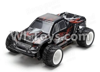 Wltoys P929 BNF(The whole Car,Include the Battery,No Transmitter Parts,No Charger)-Black