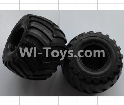 Wltoys P949 Front Wheel unit Parts-(2pcs),Wltoys P949 Parts