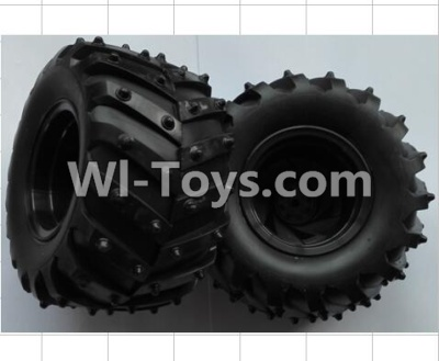 Wltoys P949 Rear Wheel unit Parts-(2pcs),Wltoys P949 Parts