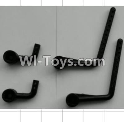 Wltoys P949 Support Column for the Car canopy Parts-(2pcs),Wltoys P949 Parts