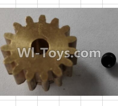 Wltoys P949 15T Motor gear set Parts,Wltoys P949 Parts