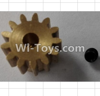 Wltoys P949 13T Motor gear set Parts,Wltoys P949 Parts