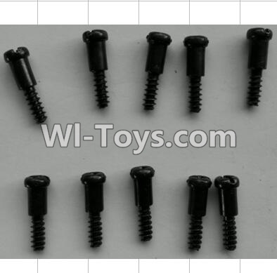 Wltoys P949 Step Head self-tapping Screws(10pcs)-M3X14,Wltoys P949 Parts