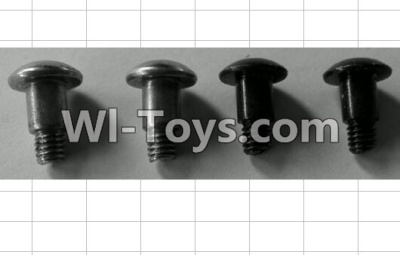 Wltoys P949 Step Head Machine Screws(4pcs)-M4X10,Wltoys P949 Parts