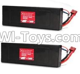 Wltoys P949 Battery-7.4v 2500mah Battery Parts-(2pcs),Wltoys P949 Parts