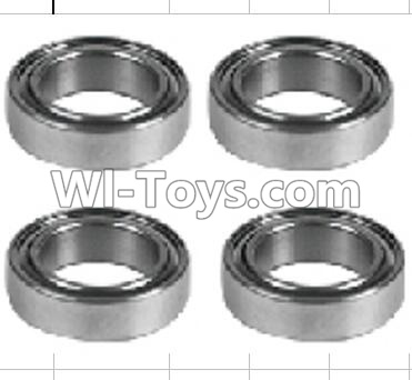 Wltoys P949 K939-52 Roller bearings 10X15X4mm-(4pcs),Wltoys P949 Parts