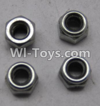 Wltoys P949 L959-65 M4 locking Screws Parts-(4pcs),Wltoys P949 Parts