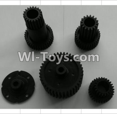 Wltoys P959 Transmission gears Parts,Wltoys P929 Parts