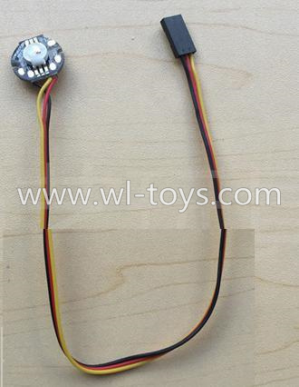 WLtoys V393 Parts-Plug wire for the Indicator light board