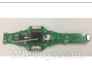 Wltoys Q676 Receiver board-With Altitu,Receiver boar-With Altitude Hold,Wltoys Q676 Parts