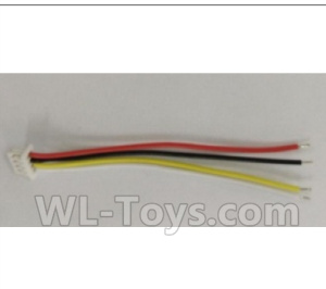 Wltoys Q676 Image transmission patch cord wire,Wltoys Q676 Parts