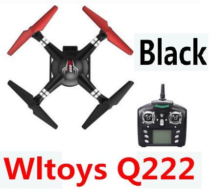 Wltoys Q222 Quadcopter-Black(Not include the Camera unit),Wltoys Q222 RC Drone