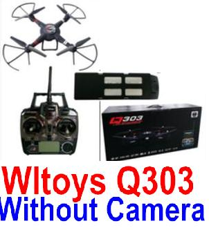 Wltoys Q303 RC Quadcopter,RC Drone(With out Camera)